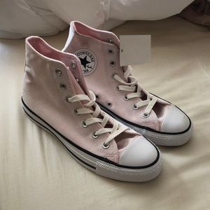 Brand New Pink Converse